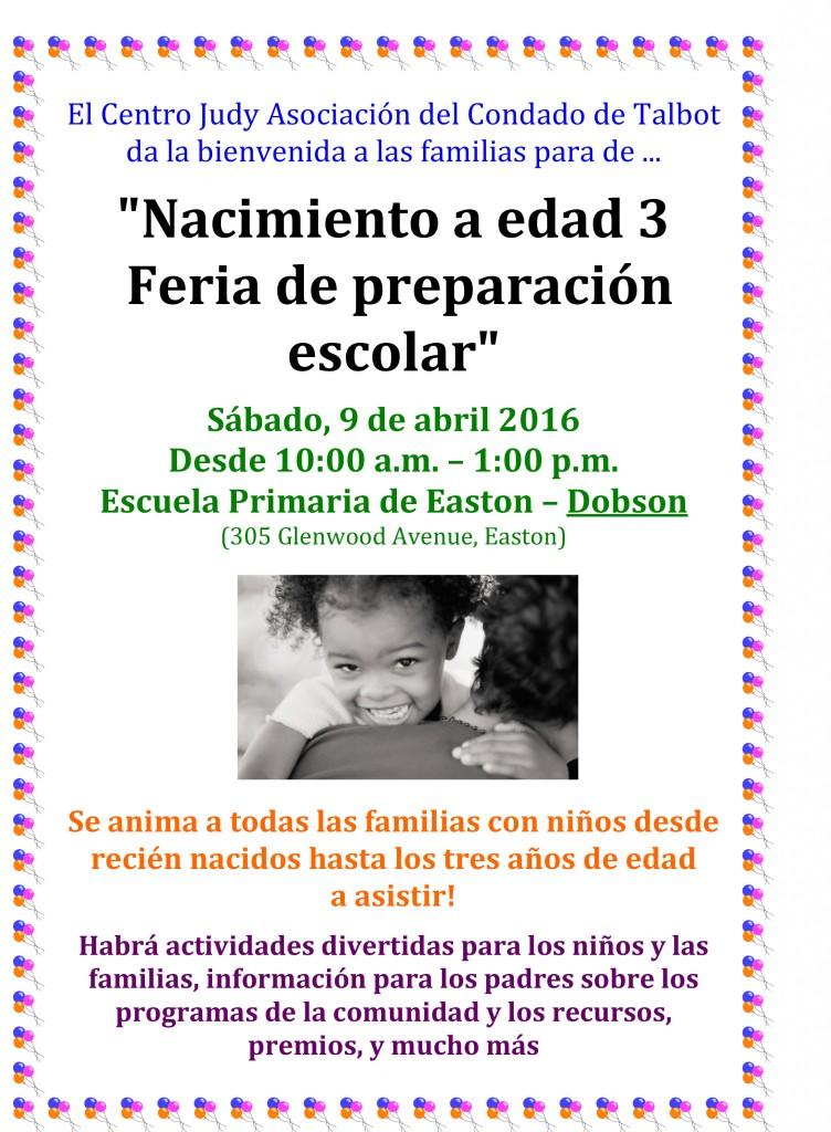 Microsoft Word - 0-3 FAIR FLYER Spanish 2016.docx