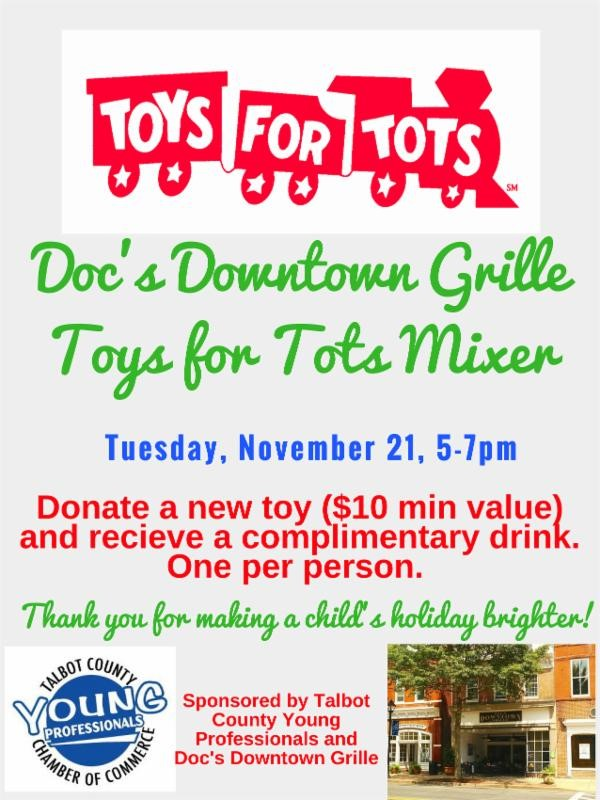 Toys For Tots Easton Md Wow Blog